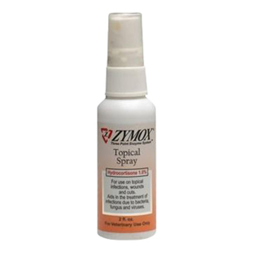 Zymox® Spray with Hydrocortisone