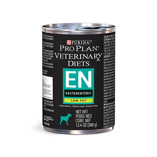 Purina® Pro Plan® Veterinary Diets Dog EN Gastroenteric Low Fat™ Canned
