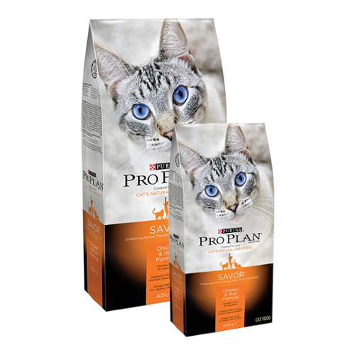Purina® Pro Plan® Savor® Adult Cat Chicken & Rice Dry