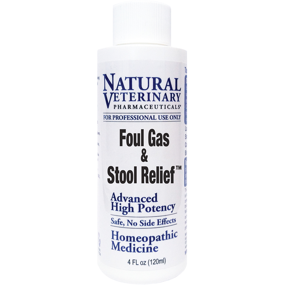 Foul Gas & Stool Relief™ Homeopathic Formula