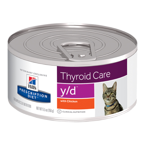 Hill's Prescription Diet® Cat y/d™ Canned