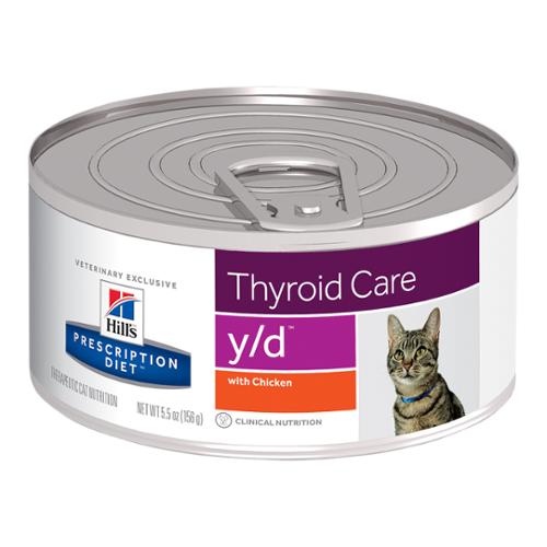 Hill's Prescription Diet® Cat y/d™ Canned