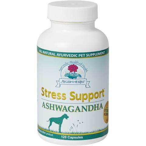 Ashwagandha Vet Tablets for Dogs & Cats
