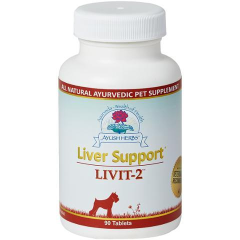 Livit 2® Vet Liver Support Tablets for Dogs & Cats